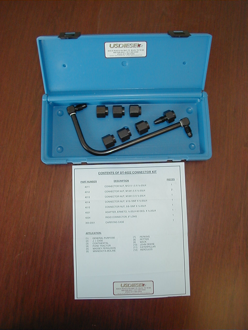 Usdiesel Us Diesel Fuel Injection Replacement Parts